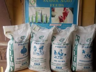 Poultry feeds