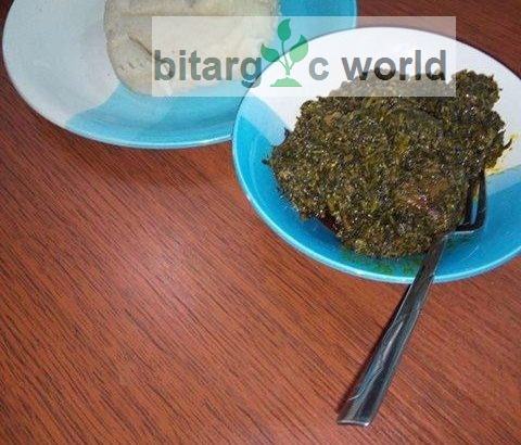 Cabbage Flour And Egg Plant Flour For Your Swallows