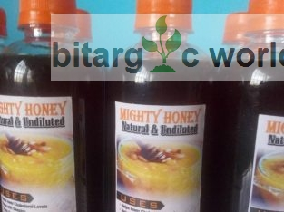 Pure Natural Undiluted Honey