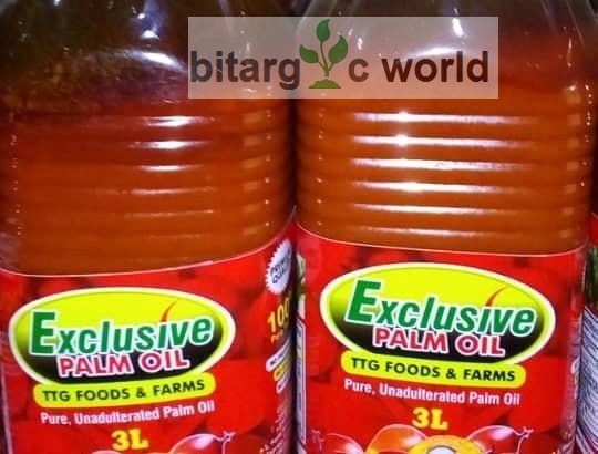 Exclusive Palm Oil – 3 Liters