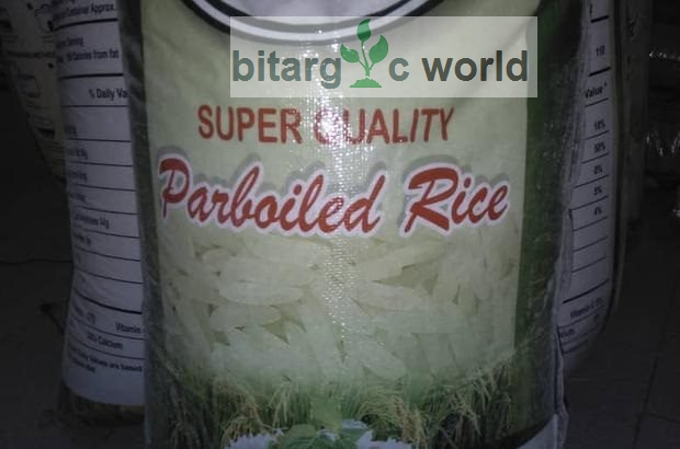 Nigeria Good Quality Rice Uncle Chef
