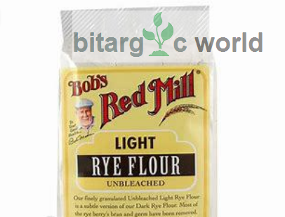 Rye Flour And Cereal